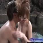小田切ジュン♡露天風呂でいちゃいちゃエッチ♡Xvideos女性向け