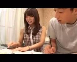 【沢井亮】勉強に集中できないイケメン学生のためにエッチなご褒美をしてあげる美人家庭教師! ero-video女性向け