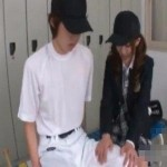 野球部のイケメン男子を更衣室で可愛いマネージャーがエッチなご奉仕! xvideos女性向け
