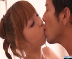 強面イケメン彼氏とバスルームでイチャラブエッチ! xvideos女性向け【無修正】