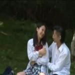 高校生カップルが公園でいちゃいちゃ盗撮風エッチ! ero-video女性向け