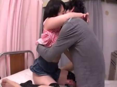 【ムータン】お隣さんのおっ見舞いにきたお姉さんと病室でエッチしちゃうイケメン男子! ero-video女性向け動画
