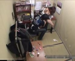 万引きした女の子を事務所に連れ込んでお仕置きレイプする変態店長盗撮! xvideos女性向け動画