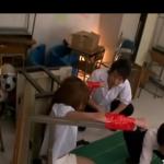 【月野帯人】セクシー女教師を拘束して体育倉庫でレイプしちゃうイケメン生徒! javynow女性向け動画