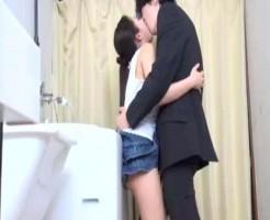 【ムータン】可愛い妹にムラムラきてしまったお兄ちゃん!洗濯機の音に紛れてエッチな事しちゃう。 ero-video女性向け動画