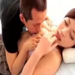 ハーフのイケメン男優さんに攻められて撮影してることも忘れて本気で感じてしまうスローセックス! ero-video女性向け動画