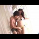 【小田切ジュン】カーテン越しにキスして朝日を浴びながらソファで愛し合う濃密セックス! javynow女性向け動画【無修正】