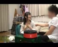 付き合いたての彼女とお家でタコパ!デザートはもちろん付き合いた手の初エッチ! ero-video女性向け動画