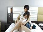 年下のイケメン男優さんのエロテクにビクビク感じていっぱいイっちゃう快感セックス! javynow女性向け動画