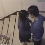 高校生カップルが放課後の学校でいちゃついてるのを盗撮しちゃいました! pornhub女性向け動画