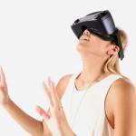 VR-HMD装着画像