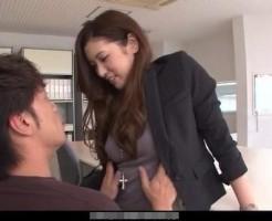 【大島丈】女社長からのご褒美は極上なオフィスセックス! pornhub女性向け動画【無修正】