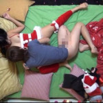 【タツ】彼女とのいちゃいちゃクリスマスエッチを最初から最後までちゃっかり盗撮! pornhub女性向け動画