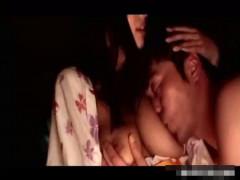 【大島丈】薄暗い和室で激しく濃厚に絡み合い愛し合う年の差カップルエッチ! ero-video女性向け動画