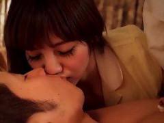 【大沢真司】寝ている彼にキスしておねだりエッチしちゃうおやすみ前のラブセックス! xvideos女性向け動画