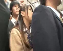 【藍井優太】満員電車で体が密着!我慢できなくなって痴漢しちゃうイケメン男子! ero-video女性向け動画