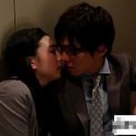 【鈴木一徹】イケメン上司とエレベーターの中で2人っきり。じっと見つめ合い、、、xvideos女性向け動画