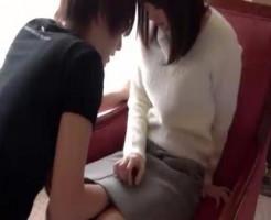 【タツ】クンニ好き?恥じらいながらもビクつき感じる濃密クンニ! ero-video女性向け動画