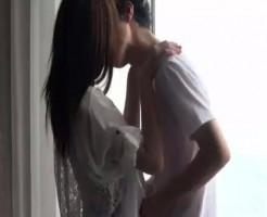 【ムータン】スレンダーな彼女と窓際で愛し合ううっとりセックス! ero-video女性向け動画