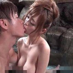 【小田切ジュン】貸切露天風呂で火照った体をからみ合わせながらのお風呂エッチ! xvideos女性向け動画【無修正】
