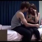 イケメン彼氏の愛撫とクンニに恥じらいながらも感じちゃう快感ラブエッチ! xvideos女性向け動画