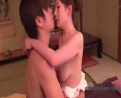 【小田切ジュン】旅館の女将さんと着物着衣で濃厚セックス! ero-video女性向け動画【無修正】