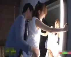 【貞松大輔】大きな鏡の前で自分たちの姿を写しながら感じ合う濃厚エッチ! ero-video女性向け動画