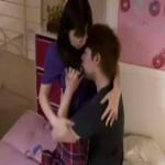 【玉木玲】今日は彼女のお家デートでまったり絡み合う快感エッチ!