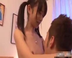 【大沢真司】ロリカワな女の子が手マンとクンニにビクつきながら感じちゃう快感前戯!