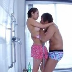 しみけん♡シャワーを浴びながら大人エッチ♡pornhub女性向け