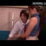 小田切ジュン♡強引な生徒と体育倉庫でイケナイエッチ♡Xvideos女性向け