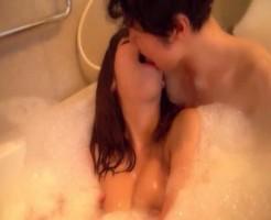 【ムータン】彼といちゃいちゃ泡風呂エッチ 女性向け無料アダルト動画