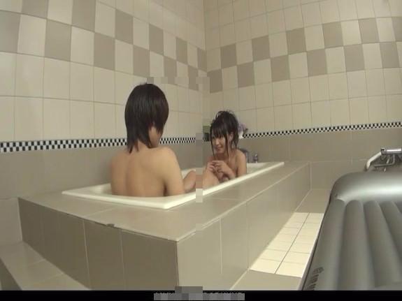 【タツ】初めてのソープランドで緊張気味の男の子!【無修正】 女性向け無料アダルト動画