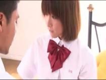 【服部義】制服姿の学生カップルの初エッチ!初めて見る彼女のあそこに興奮した彼氏がいっぱいクンニしてきて、体をよじりながら感じる女子校生 女性向け無料アダルト動画