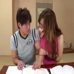 【貞松大輔】巨乳の家庭教師さんのおっぱいが気になって勉強に集中できない! ero-video女性向け動画