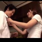 【ムータン】新婚夫婦の行ってきますのキス!のはずがムラムラしちゃってそのままラブエッチ! javynow女性向け動画