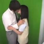 素人高校生カップルがキスプリ撮ったらなんかエッチな気分になっちゃって、、、ero-video女性向け動画