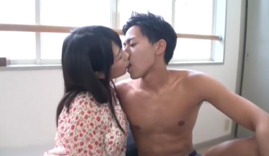 「気持ちいぃ♡」ねっとりキスから始まりイケメンペースで進んで行くおされ気味の快感セックス!