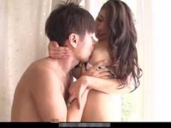【小田切ジュン】朝日を浴びながら感じ合う快感モーニングセックス! pornhub女性向け動画【無修正】