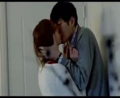 キスしてそのままベットに押したおしちゃう!胸きゅんシュチュエーションのラブセックス! 女性向け無料アダルト動画