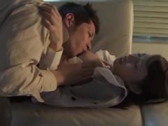 【大沢真司】婚約した美人OLを真夜中のオフィスでレイプするイケメン部下! pornhub女性向け動画