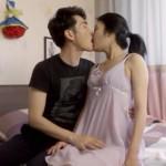 キスをしながらベットに倒れこみそのままじっくり愛し合うラブエッチ! pornhub女性向け動画