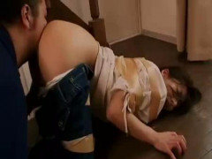 ストーカーに監禁拘束されてレイプされてしまった美人お姉さん! ero-video女性向け動画