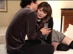 【ムータン】頭をナデナデしたがらの甘いキス!エロテクにとろけてゆく快感エッチ! javynow女性向け動画