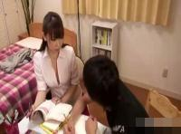 【タツ】家庭教師の先生のおっぱいが気になり勉強そっちのけで禁断エッチ! 裏アゲサゲ女性向け動画