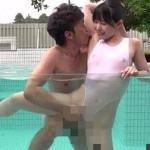 【大島丈】なんだかとってもエッチ!プールの中でチャプチャプエッチ! xvideos女性向け動画【無修正】