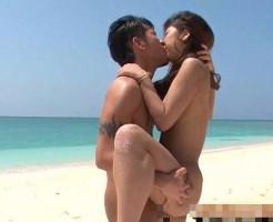 【阿川陽志。南佳也】真夏の南国ビーチでエロメン2人と太陽の日差しを浴びながら濃密セックス! xvideos女性向け動画【無修正】