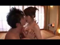 【大島丈】年上彼氏と温泉旅行!旅館に着くなりイチャイチャして、お昼から官能的エッチ 女性向け無料アダルト動画