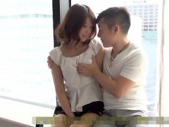 【志戸哲也】窓際に座り甘いキス!ちょっぴり恥じらいながらの快感エッチ! xvideos女性向け動画