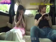 【タツ】車の中で楽しくお食事した後は、、、積極的なお姉さんがタツくんを、、、! ero-video女性向け動画